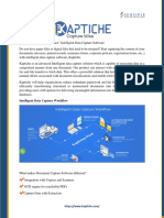 Are you Looking for Software with High-speed Document Capturing?
