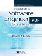 Leach Introduction to Software Engineering
