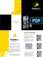 Brochure Interdisenos