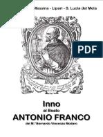 Inno Beato Antonio Franco