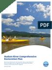 The Hudson River Comprehensive Restoration Plan for the Hudson River estuary