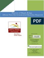 Albion Environment Environmental Baseline Report