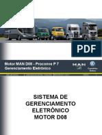 Motor MAN D08