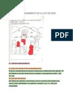 EL TERCER MANDAMIENTO DE LA LEY DE DIOS.docx