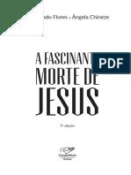 Livro A Fascinante Morte de Jesus