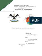 Cartilla Informativa-normas Legales