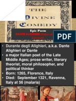 the Divine Comedy Summary