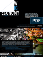 The New Sharing Economy Study Report by Latitude and Shareable Magazine
