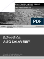 Expansion Consolidacion y Densificacion