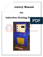 Induction Heating Lab Manual