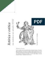 Retórica e estática musica secXVIII.pdf