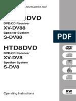 XV-DV88