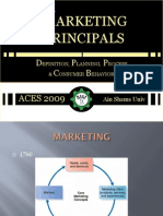 ACES - Marketing Principals Training