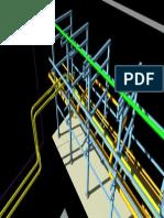 Pipe Rack 3d Snapshot Sample