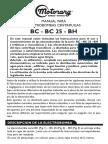 BC-BC25-BH