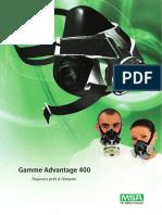Advantage 400 Bulletin - FR