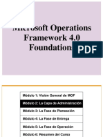 Metodologia MOF Módulo 2 La Capa de Administración