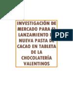 analisis chocolateria