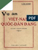 Vụ Án Việt Nam Quốc Dân Đảng