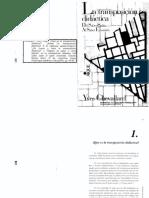 transposicion didactica - yves chevallard.pdf