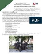Reseña Historica de Nuestra Señora de Fátima