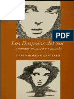 Los Despojos del Sol - DAVID ROSENMANN