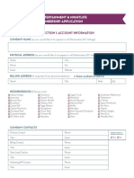 Ddc Membership Forms