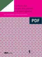 Dicionário Criítico Das Ciências Sociais Dos Países de Fala Portuguesa- Livio Sansone