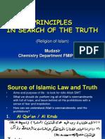 Prinsip-prinsip Mencari Kebenaran