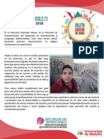 Boletín Around the World 151