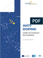 Handbook Sport English