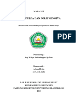 Makalah Polip Pulpa Dan Polip Gingiva