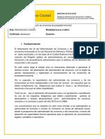 Administración de Consorcios de Propiedad Horizontal