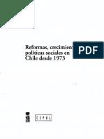 Reformas, crecimiento políticas sociales en Chile desde 1973.pdf