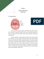 Bab III Tinjauan pusta tonsilitis fix.docx