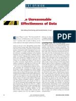 The Unreasonable Effectiveness of Data.pdf