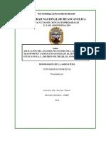 Original Original Monografiade Analisis Financiero