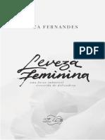 Livro Leveza Feminina