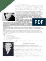 Biografía de Percy Gibson