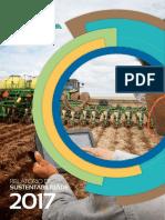 Relatório de Sustentabilidade AMAGGI 2017