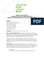 9-27-10 DPW Meeting Notes