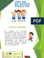 TIPOS DE TEXTO SEGÚN SU FORMATO.pptx