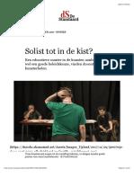 Solist tot in de kist - De Standaard.pdf