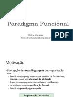 Paradigm a Funcional