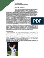 Biografia- Cristian Ronaldo