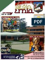 Magazine Julio