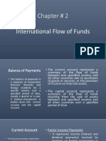 Ch 3 International Flow of Funds