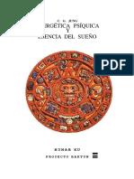 Energetica Psiquica y Esencia Del Sueno.pdf