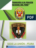 Postulación a La Policía Nacional Del Perú