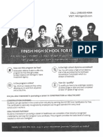 finish high school for free